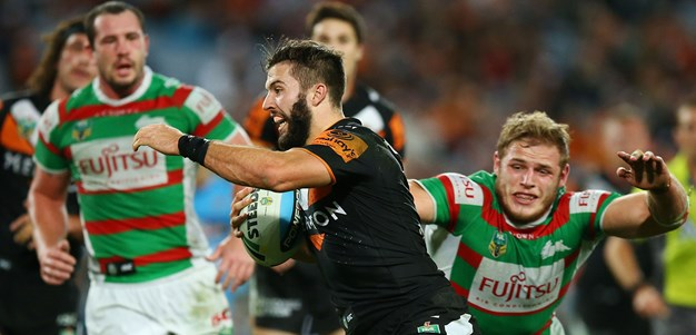NRL Fantasy Match Day Thursday: Rabbitohs v Wests Tigers