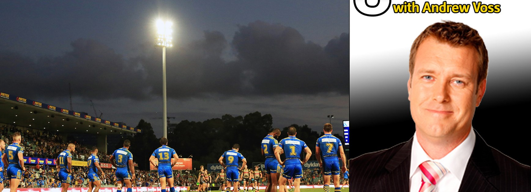 Andrew Voss says the NRL's punishment of the Eels was fair, but that they can still make the finals in 2016.