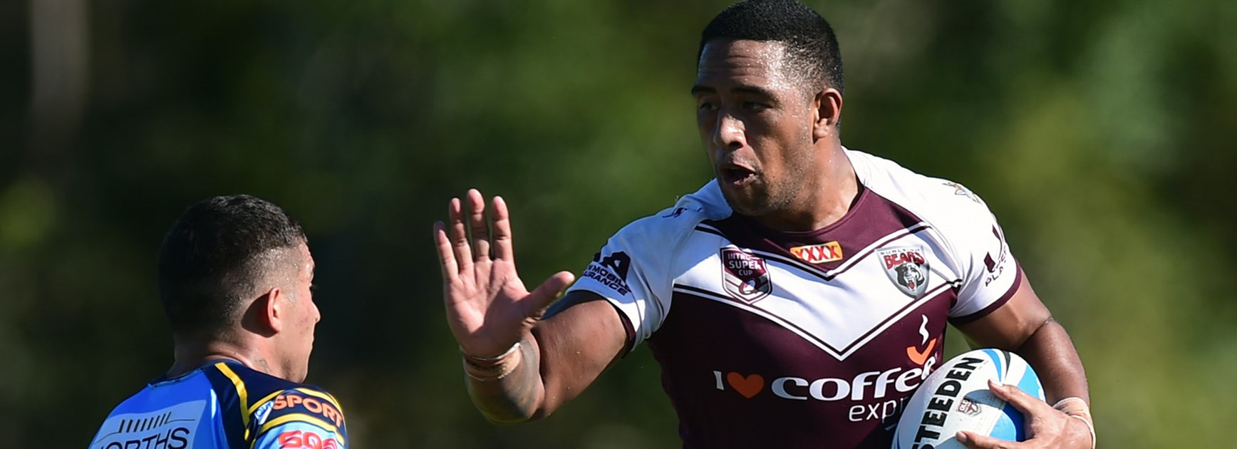 Burleigh centre Sami Sauiluma has been chosen on the wing for the Queensland Residents.