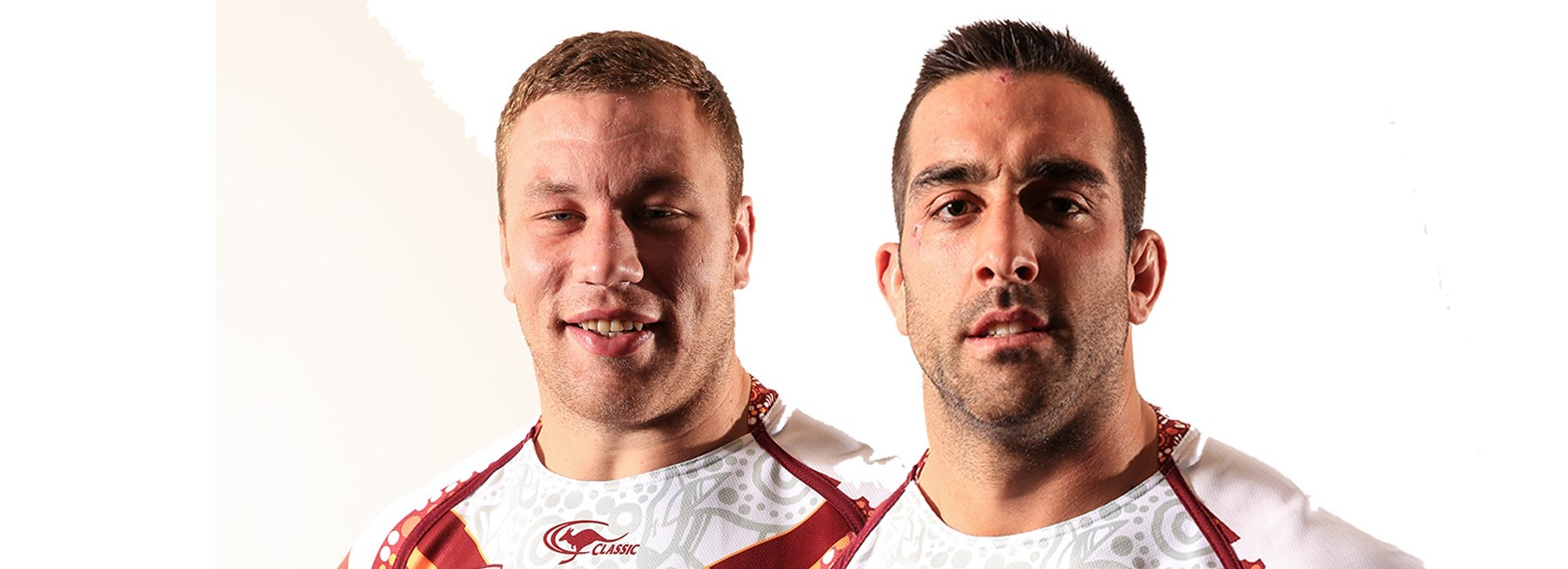 Raiders teammates Shannon Boyd and Paul Vaughan will play in a representative team together for the first time.
