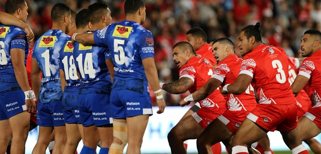Fiji first, Samoa next for Tonga