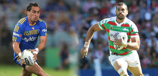 Eels v Rabbitohs: Schick Preview
