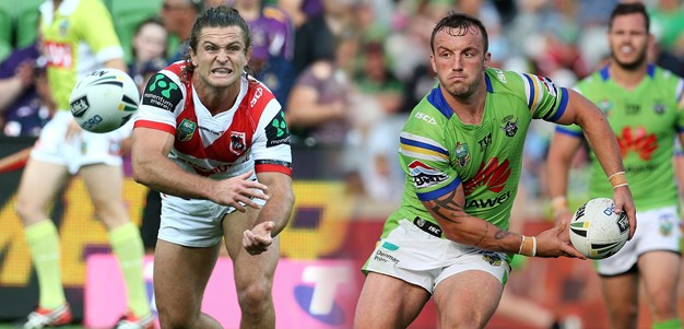 Dragons v Raiders: Schick preview