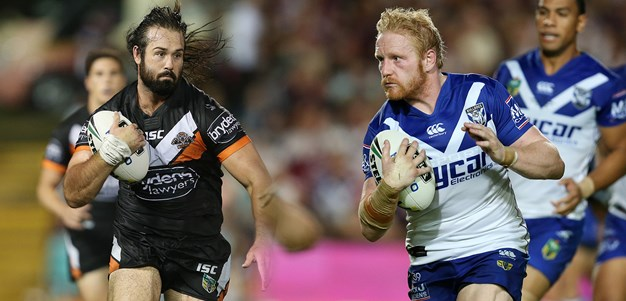 Wests Tigers v Bulldogs: Schick preview