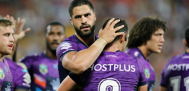 Storm go top with one-point win