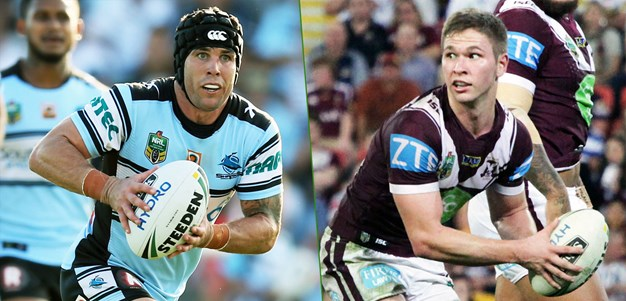 Sharks v Sea Eagles: Schick Preview