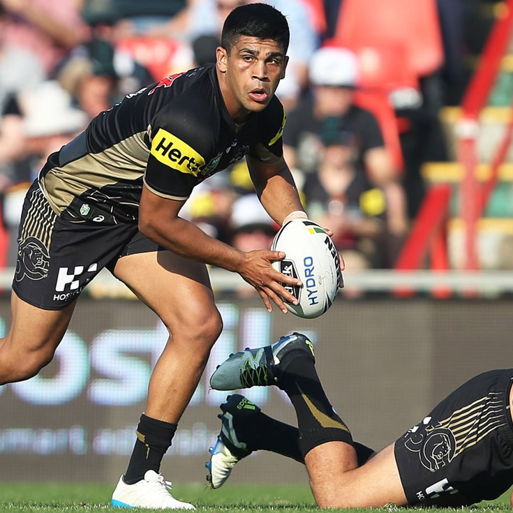 Griffin has no problem with Peachey