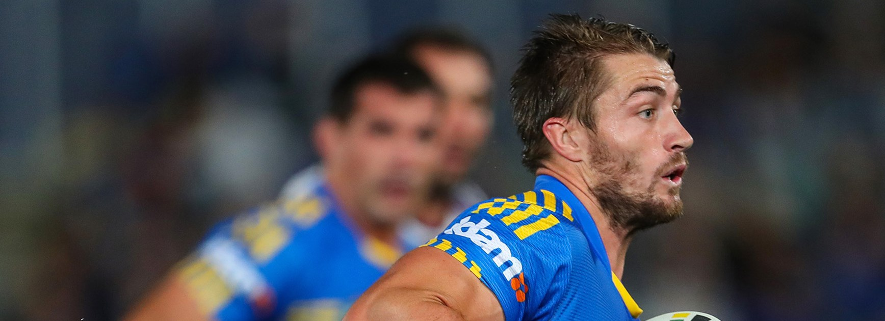 Kieran Foran made his return in Round 11 against the Storm.