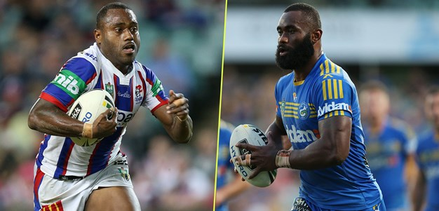 Knights v Eels: Schick preview