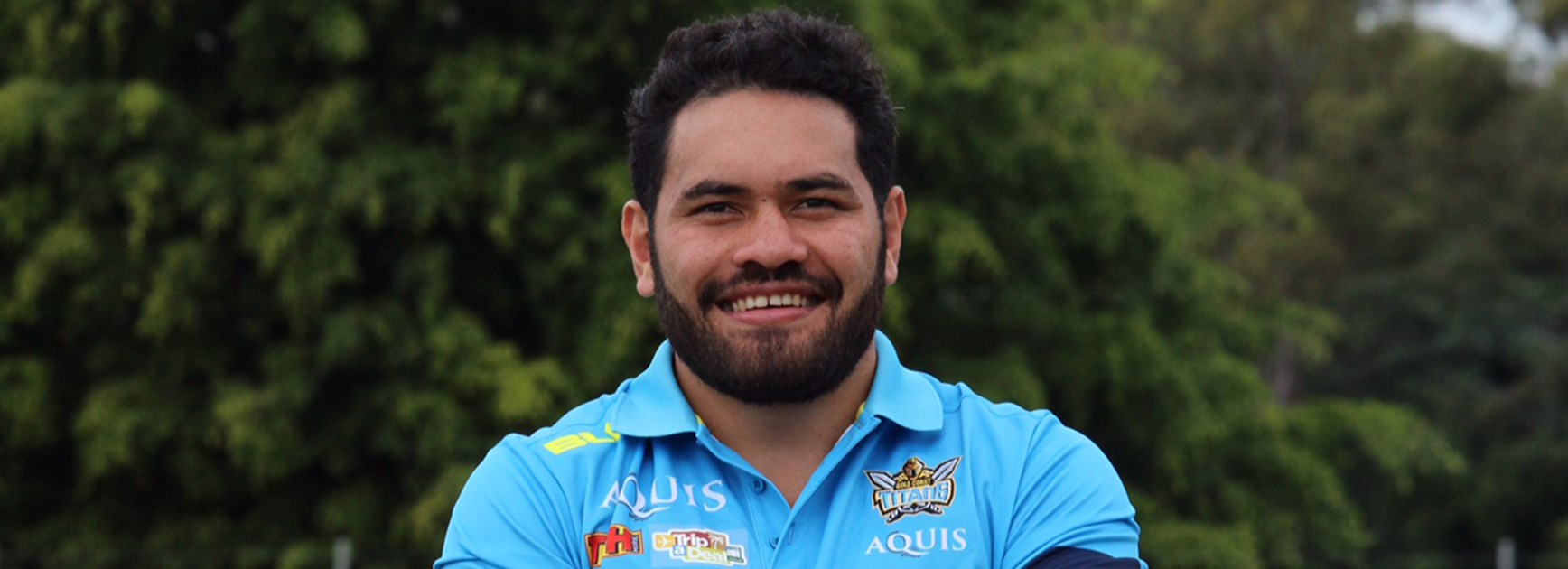 Konrad Hurrell could play this week after signing with the Titans.