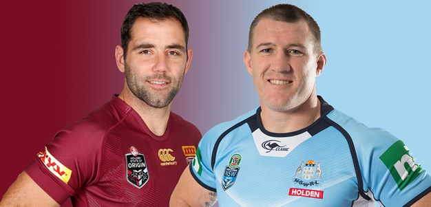 State of Origin I: Schick Preview