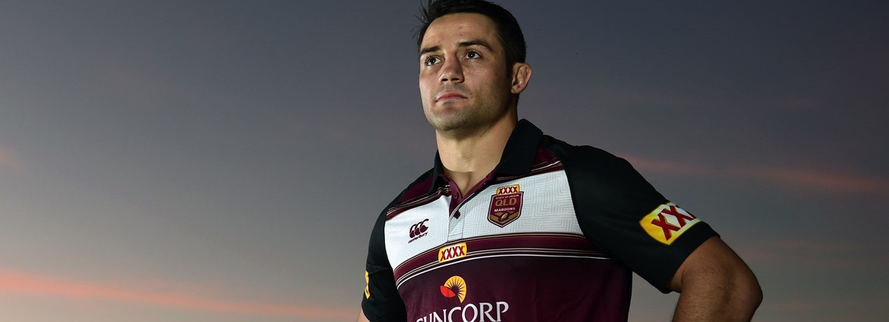 Queensland halfback Cooper Cronk will start in Game One of the 2016 Holden State of Origin series.