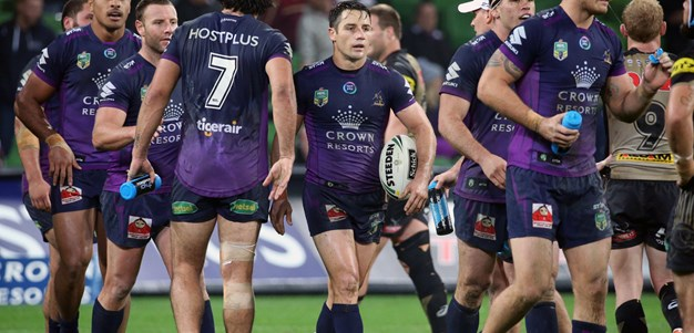 Storm defence holds strong as stars back up