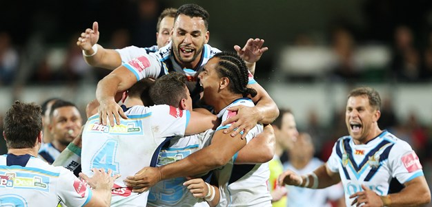Titans beat Rabbitohs in golden point