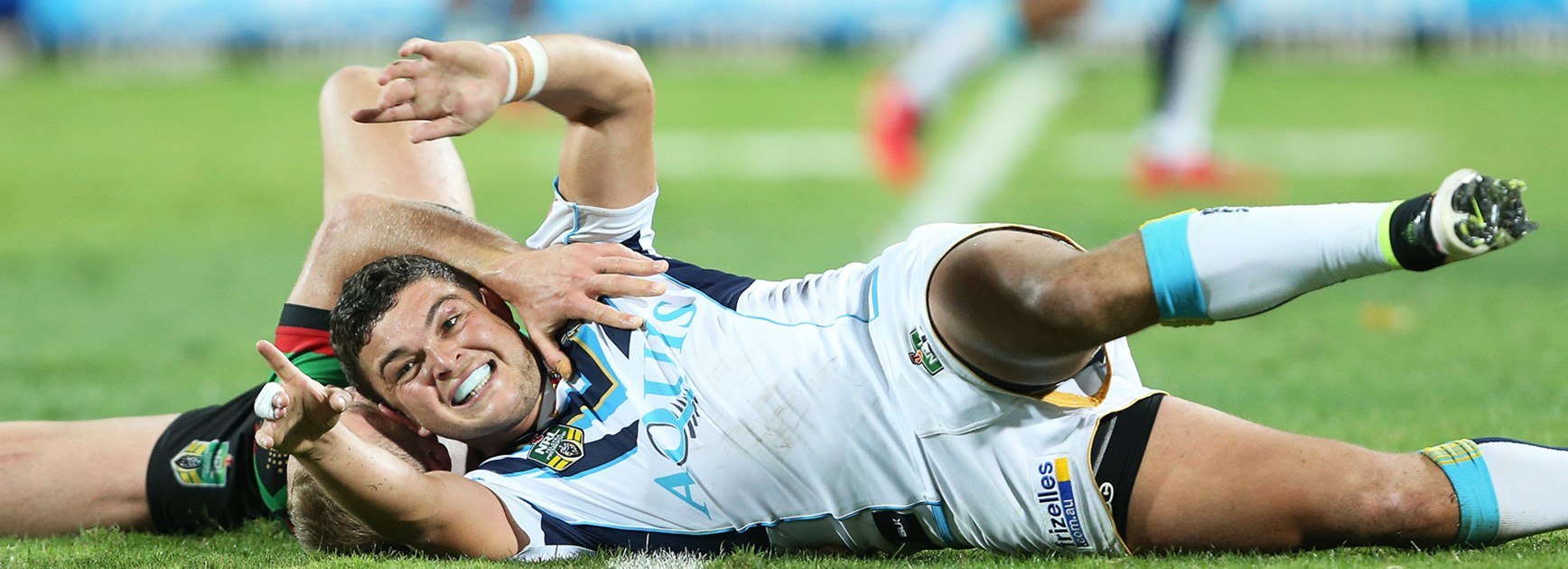 Gold Coast Titans halfback Ashley Taylor is enjoying a dream run of form in the NRL.