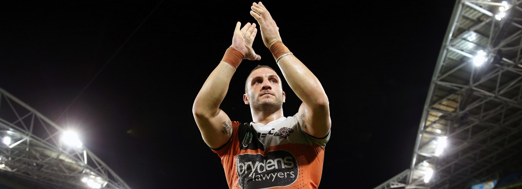 Wests Tigers hooker Robbie Farah is in line to return to the side in Round 14.