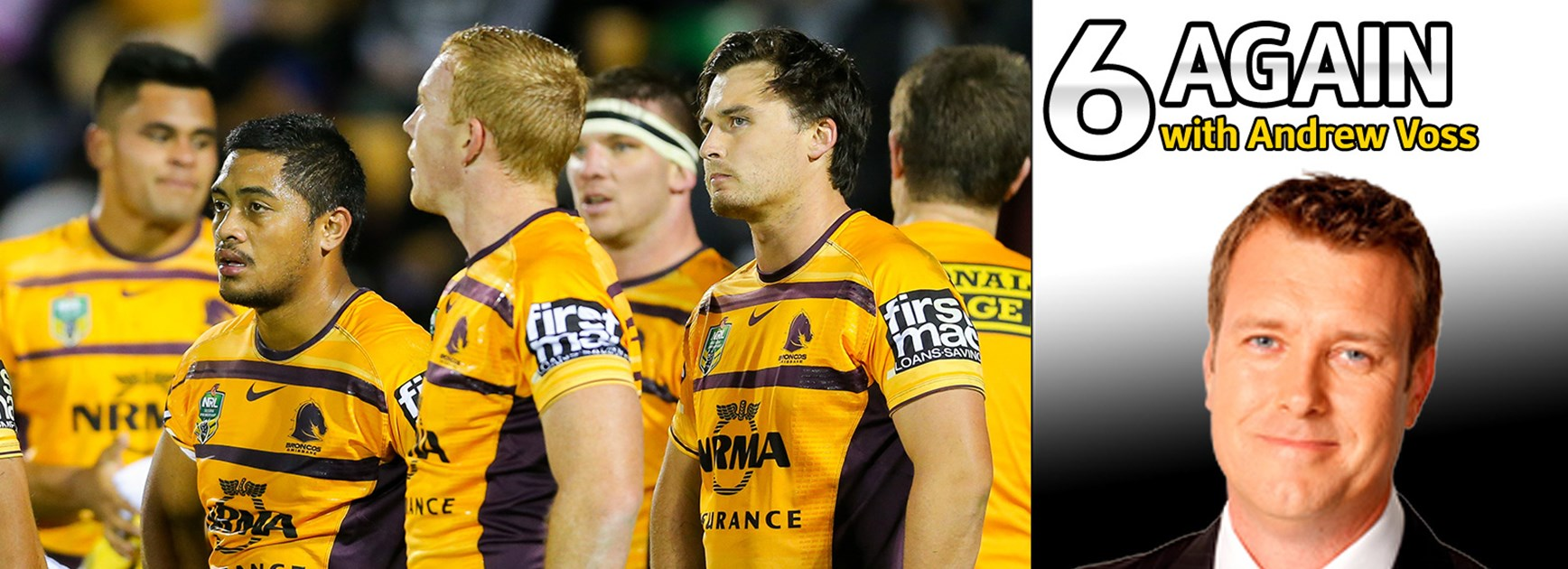 Andrew Voss asks if the Brisbane Broncos are under pressure after three straight losses.