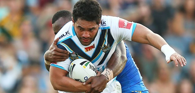 Titans ready to unleash Hurrell on Dragons