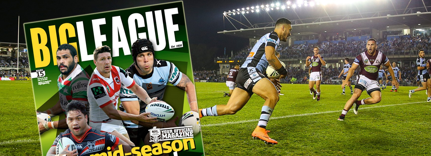 The Sharks are circling at home, with Southern Cross Group Stadium becoming a fortress.