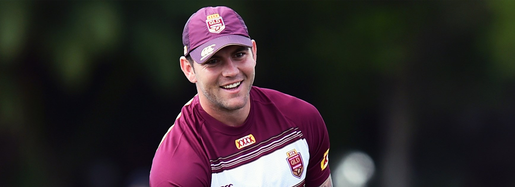 Cowboys and Maroons winger Kyle Feldt.