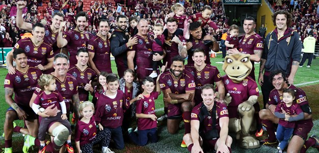 Clinical Queensland clinch 2016 Origin series