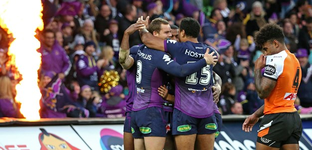 Storm survive massive Tigers fightback