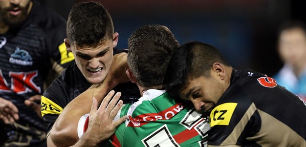 Teammates wowed by Cleary's defence
