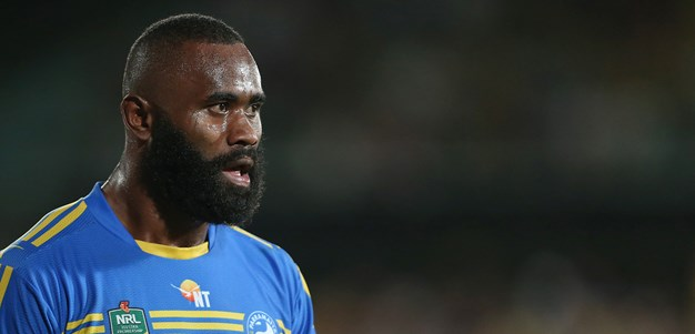 Eels expect 'Fiji time' Semi back on Friday
