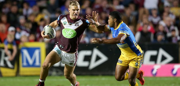 Updated team lists: Sea Eagles v Warriors