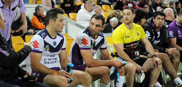 Storm will rest stars post-Origin