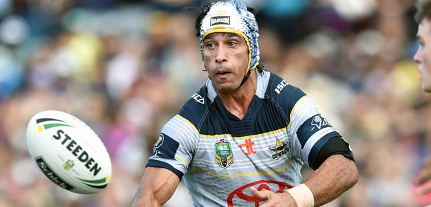 Storm preparing to face Thurston