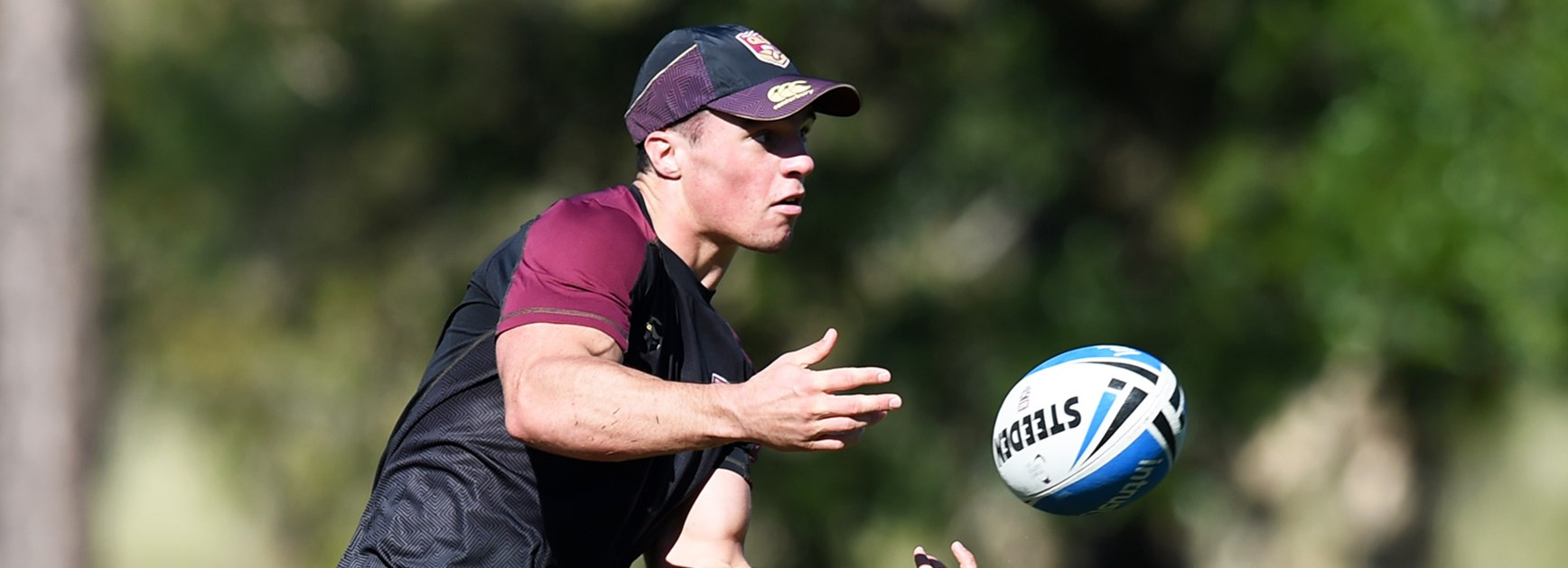 Queensland under-20s half Brodie Croft has already made his first-grade debut with the Melbourne Storm.
