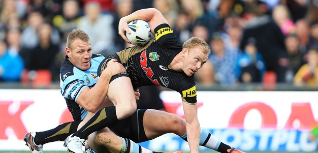 Panthers v Sharks: Five key points
