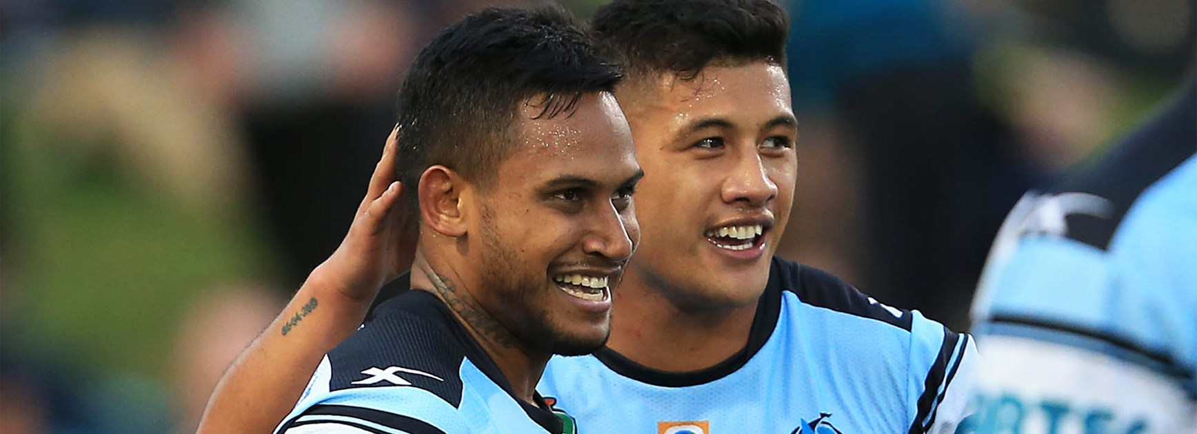 Ben Barba was at his electric best against the Panthers on Sunday.