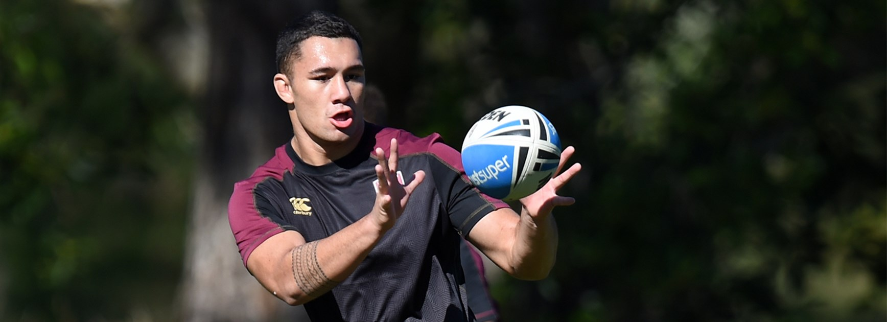 Jaydn Su'A doesn't take shortcuts and he hopes that approach will help Queensland to their first under 20s win.