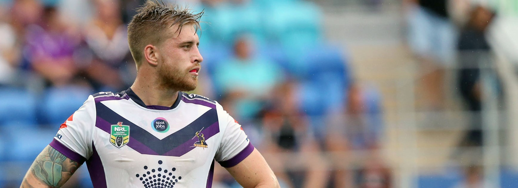 Will Storm fullback Cameron Munster return in Round 19?