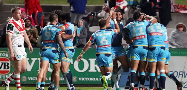 Dragons v Titans: Five key points