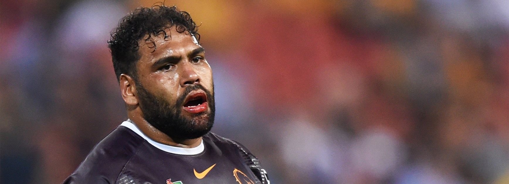 Sam Thaiday is facing a dangerous throw charge.