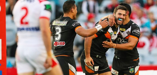 Tedesco happy to delay surgery for Four Nations