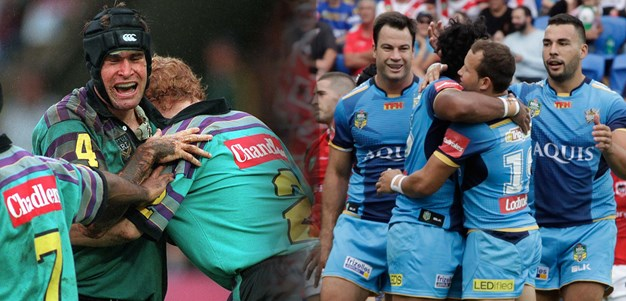 Familiar feel to Gold Coast finals charge