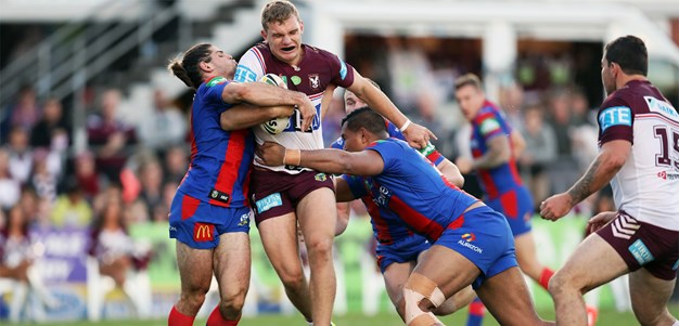 Sea Eagles v Knights: Five key points