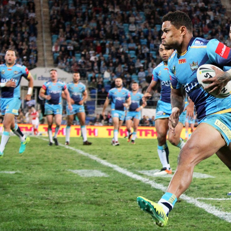 Bumper Titans crowd expected for Warriors