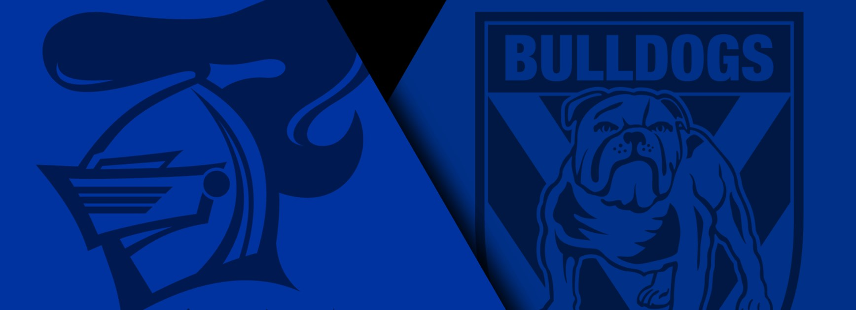 Will the Knights beat the Bulldogs in Round 22?