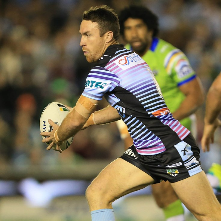 Sharks refuse to pin loss on disrupted week