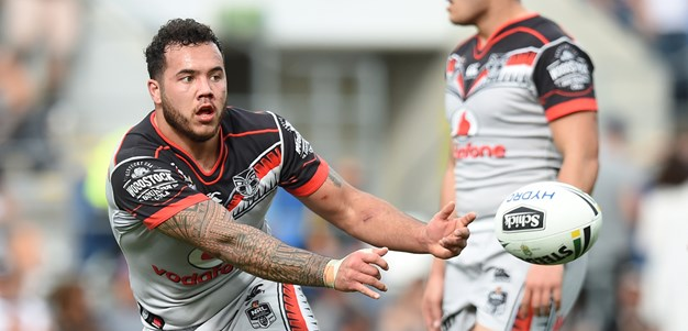 Warriors unchanged for Rabbitohs clash