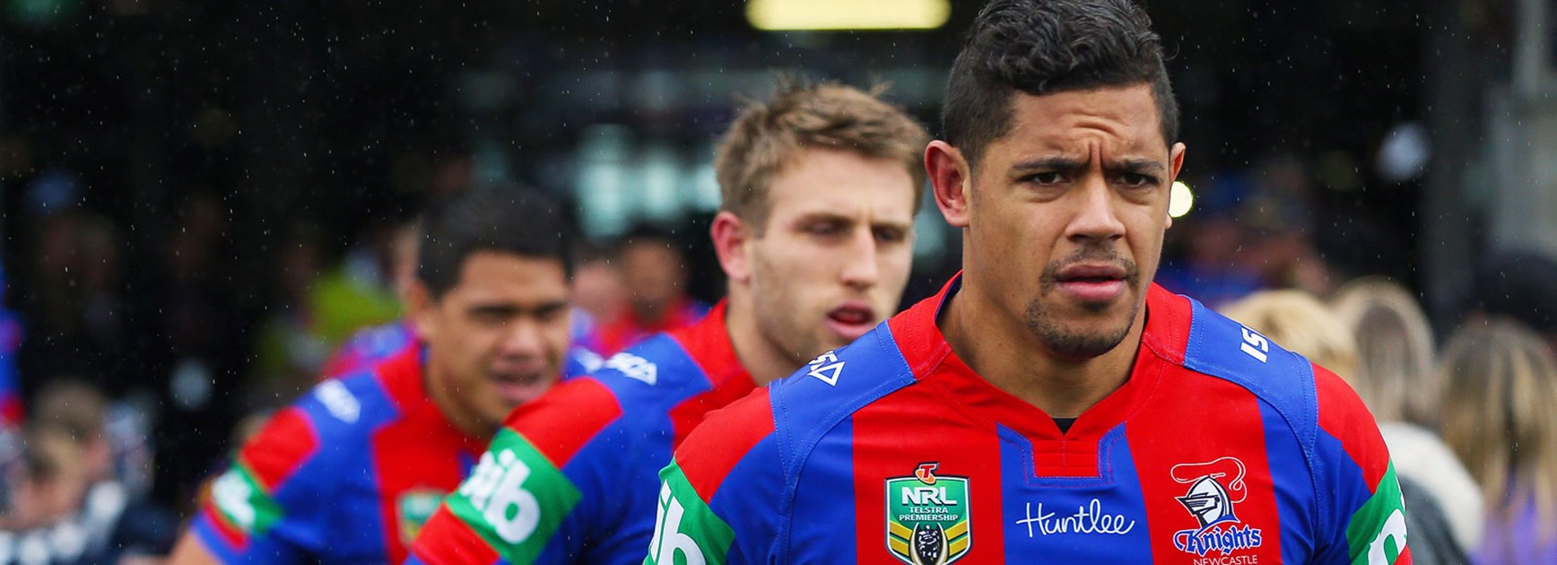 Knights centre Dane Gagai has come of age in 2016.