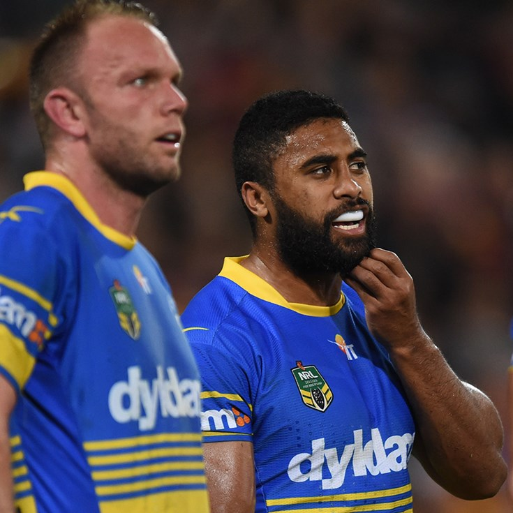 Arthur urges Eels to finish strongly