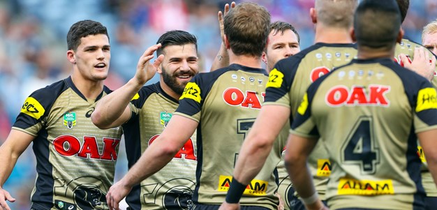 Panthers realistic over premiership chances