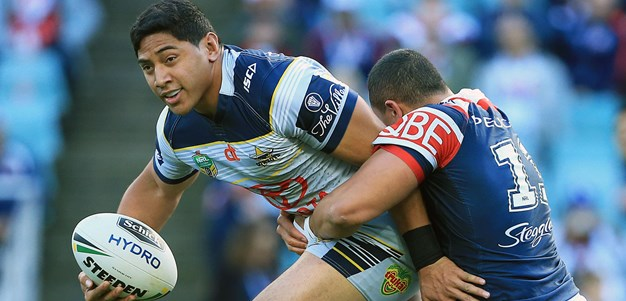 Hurt behind Taumalolo's Cowboy commitment