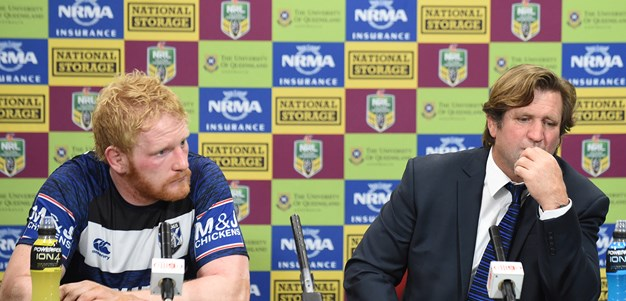 Hasler blasts 'Dogs for inept display